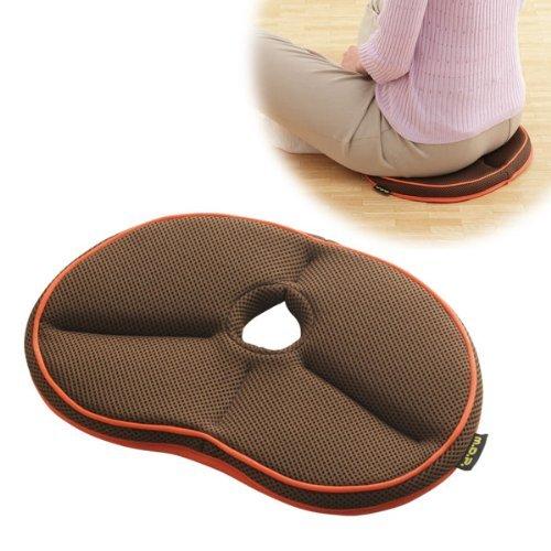 骨盤クッション 腰痛予防 痔対策 勝野式 携帯便利 Gクッション