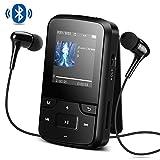 Best デジタルオーディオプレーヤー - AGPTEK Bluetooth搭載 クリップ MP3プレーヤー 8GB内蔵 高音質 ミニ ミュージックプレーヤー Review
