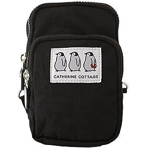 Catherine Cottage(キャサリンコテージ) 2WAYナイロンミニショルダー フリー ブラック[BLK]
