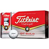 TITLEIST(タイトリスト) 2014年 DT SOLO ボール 1ダース(12個入り) T6023S-J