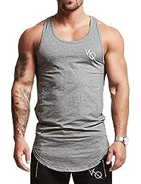 タンクトップ メンズ Tシャツ スポーツ ノースリーブ トレーニングウェア インナーシャツ スポーツTシャツ ランニング トップス 5色 大きなサイズ