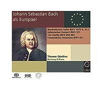 Bach, J.S.: the European