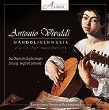 Mandolin Concerto in C Major, RV 425 (arr. S. Behrend for mandolin and orchestra): III. Allegro