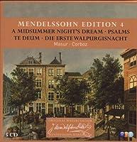Mendelssohn: Choral Works by F. MENDELSSOHN BARTHOLDY (2009-06-15)