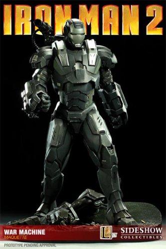 アイアンマン2 ウォーマシーン マケット Iron Man 2 - Maquette: War Machine