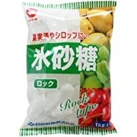 日新製糖 氷砂糖ロック 1000g
