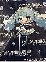 雪ミク 2019 初音ミク snow miku 札幌雪まつり ビッグクリップ