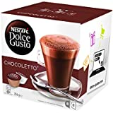 NESCAFÉ Dolce Gusto Chocoletto Coffee Pods, 16 Capsules (8 Serves) 270g