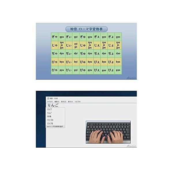 誰でもわかる パソコンを始めよう 文字入力編 ...の紹介画像4