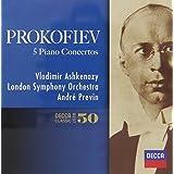 プロコフィエフ:ピアノ協奏曲全集(SHM-CD)