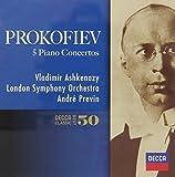 プロコフィエフ:ピアノ協奏曲全集 画像
