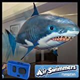Air Swimmer エアスイマー シャーク サメ 魚が空を飛ぶ!? 新体験 魚型 ラジコン 【AS001】
