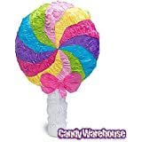 Rainbow Lollipop Pinata