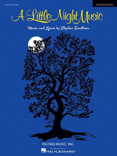 A Little Night Music: Vocal Score