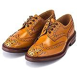 トリッカーズ Tricker's バートン ウィングチップ ダイナイトソール エイコン 5633/38 Bourton Dainite sole Acorn Antique メンズ 靴 ブローグシューズ レザー 本革 [並行輸入品]