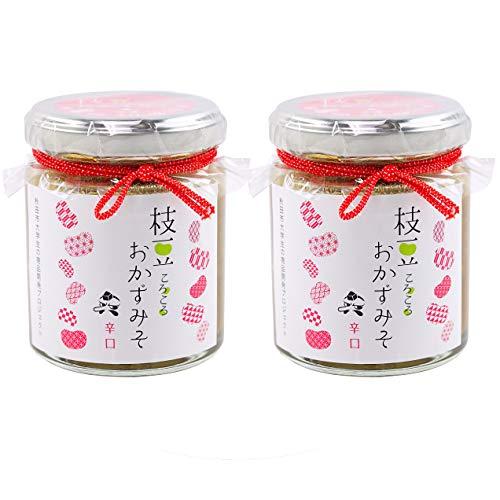 秋田味噌 枝豆ころころ おかず味噌 (辛) 90g (2瓶)
