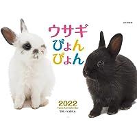 【Amazon.co.jp 限定】カレンダー2022 ウサギぴょんぴょん (月めくり・壁掛け)【特典データ:スマホ壁紙画…