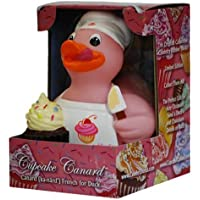 CelebriDucks Cupcake Cake Lover's RUBBER DUCK Bath Toy [並行輸入品]