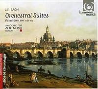 J.S.バッハ:管弦楽組曲(全4曲)J.S. Bach / Orchestral Suites 1-4 (2CD+CD-ROMカタログ+CDサイズカタログ)