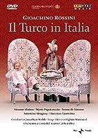 ロッシーニ:歌劇「イタリアのトルコ人」 [DVD]