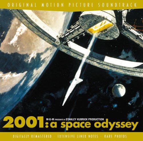 「2001年宇宙の旅」オリジナル・サウンドトラック / サントラ (CD - 2010)