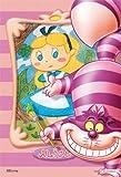 ジグソーパズル プチ ディズニー 204スモールピース チシャ猫 dear アリス 98-554 (10cm×14.7cm、対応パネル:プチ専用)
