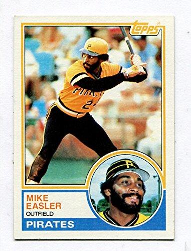Mike Easler - 1983 Topps - 来日外国人(日本ハム) マイク・イースラー
