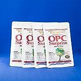 OPCサプライズ 4パックセット 増量クーポン用  天然由来ポリフェノールOPC