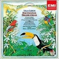 Villa-Lobos: Bachianas Brasileiras by Paul Capolongo (2008-10-22)