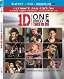 One Direction: This Is Us [Blu-ray] [Import]