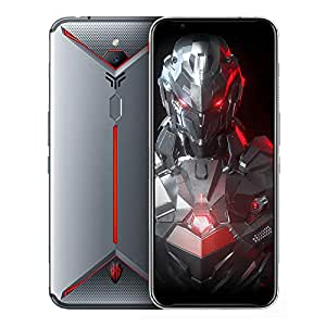 NUBIA REDMAGIC3S (SILVER) 8G/128GB グローバル仕様SIMフリー(デュアルSIM)ゲーミングスマホ / Snapdragon855Plus