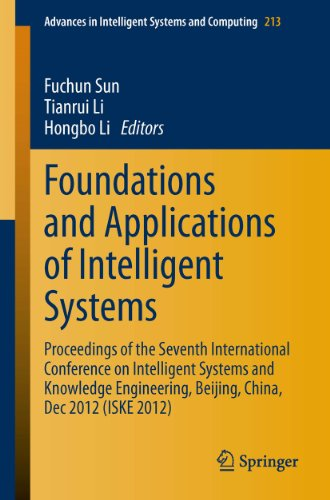 Foundations and Applications of Intelligent Systems: Proceedings of the Seventh International Conference on Intelligent Systems and Knowledge Engineering, ... in Intelligent Systems and Computing)