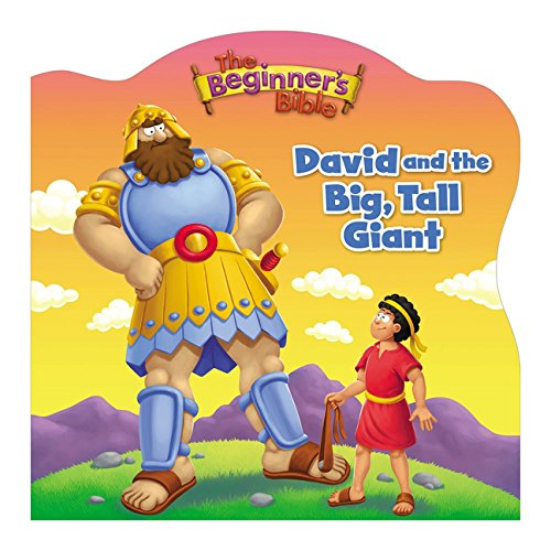 Download David and the Big, Tall Giant (The Beginner's Bible) 0310759935