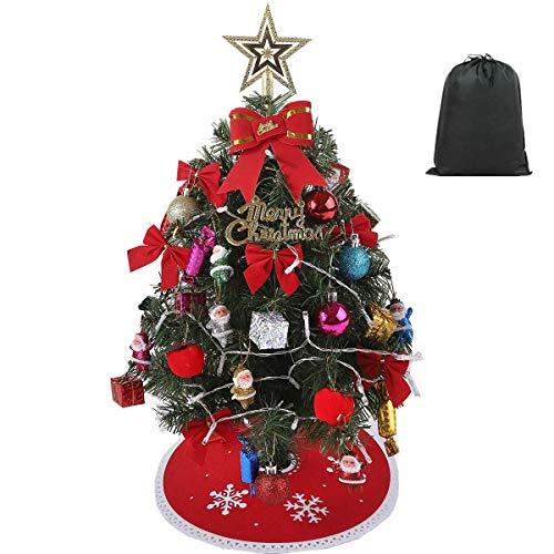 クリスマスツリーセット ミニ45cm オーナメント セット ...