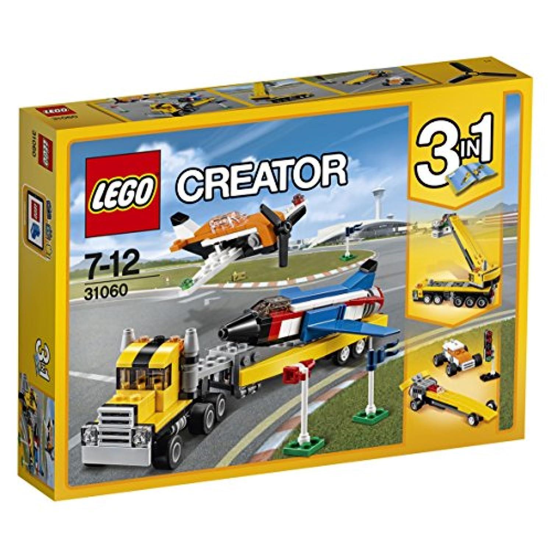 レゴ(LEGO) クリエイター エアショーセット 31060