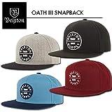 5b35577ca10751 位, BRIXTON ブリクストン キャップ OATH III SNAPBACK スナップバック キャップ CAP