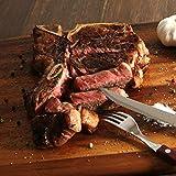 Lーボーンステーキ アメリカン・ビーフ L-Bone Steak US Choice American Beef (WHOLE MEAT) SKU113