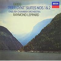 グリーグ:「ペール・ギュント」第1組曲&第2組曲/シベリウス:交響詩「フィンランディア」 他