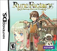 Rune Factory Fantasy Harvest Moon (輸入版:北米) DS