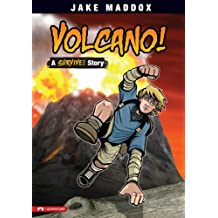 Volcano! (Jake Maddox Sports Stories)