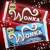 2個セット WONKA ウォンカチョコレート キャラメル味 ミステリアススピット (ゴールデンチケットが入っているかもVer) チャーリーとチョコレート工場