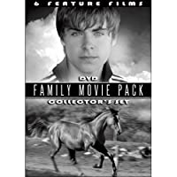 Family Movie Pack: 6 Feature Films