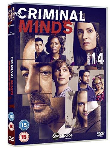クリミナル・マインド/FBI vs. 異常犯罪 シーズン14 [DVD-PAL方式 ※日本語無し](輸入版) -Criminal Minds Season 14-