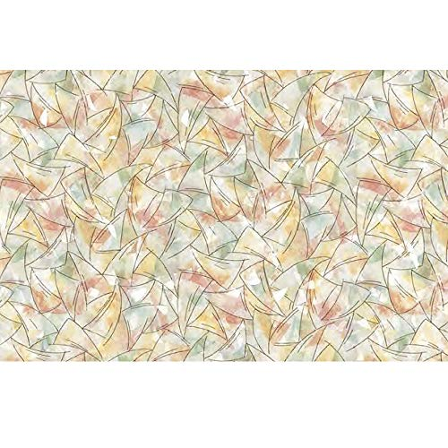 【サンプル】 GF-764 サンゲツ ガラスフィルム 窓 (まど) 目隠しシート ステンドグラス [飛散低減]