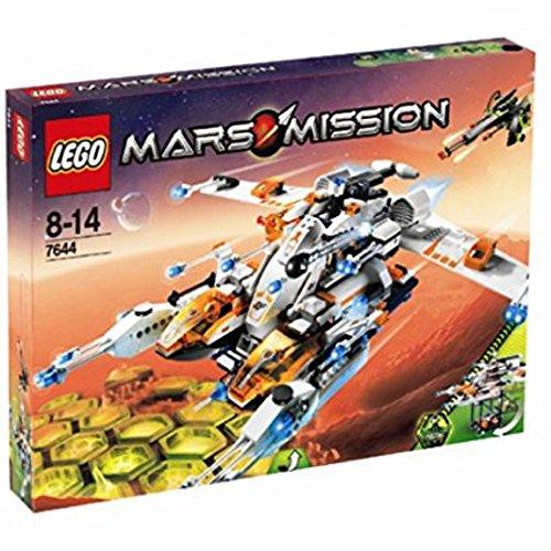 レゴ (LEGO) マーズ MX-81ハイパーソニック司令船  7644
