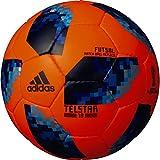 adidas(アディダス) フットサルボール 3号球(小学生用) テルスター18 フットサル 2018年 FIFAワールドカップ 試合球モデル AFF3301OR オレンジ
