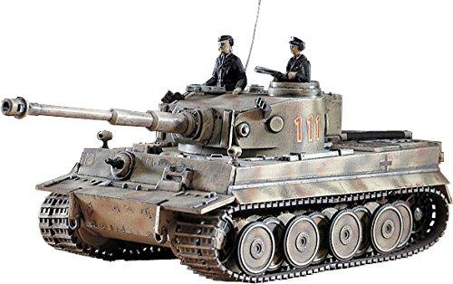 ハセガワ 1/72 ドイツ陸軍 タイガー I型 プラモデル MT8...