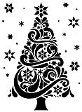 """エンボス フォルダー 4.25""""X5.75""""-クリスマス ツリー"""