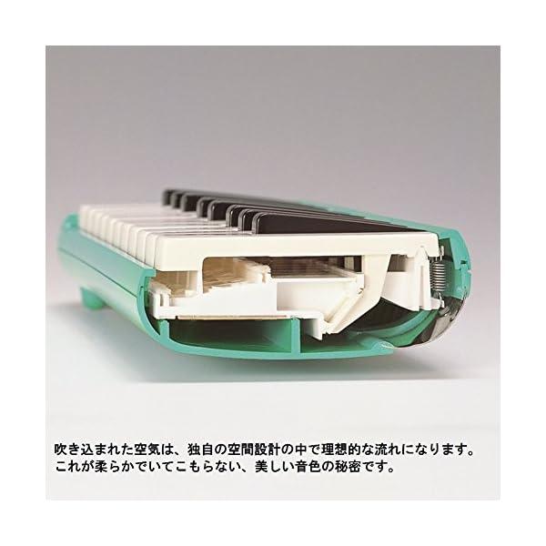 SUZUKI スズキ 鍵盤ハーモニカ メロディ...の紹介画像8