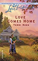 Love Comes Home (Love Inspired Large Print)